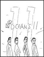 オーシャンと十一人の仲間