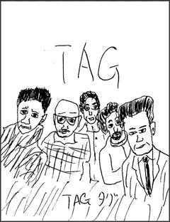 TAG タグ